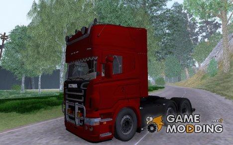Scania 460 для GTA San Andreas