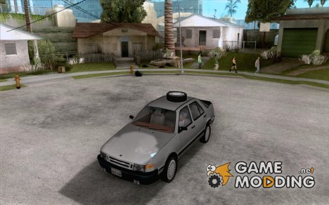 Saab 9000 for GTA San Andreas