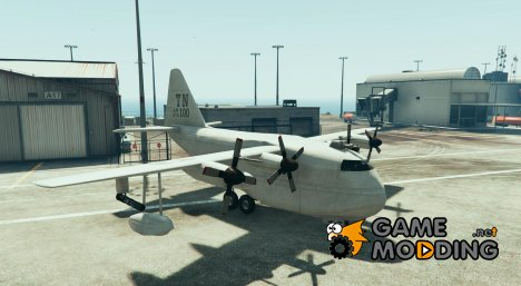 Amphibious Plane for GTA 5