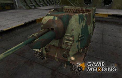 Французкий новый скин для S35 CA для World of Tanks