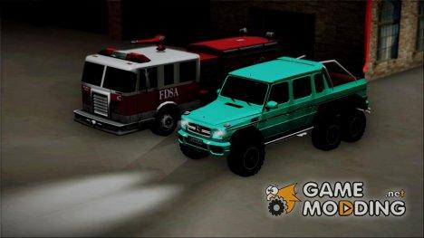 ENB for GTA San Andreas