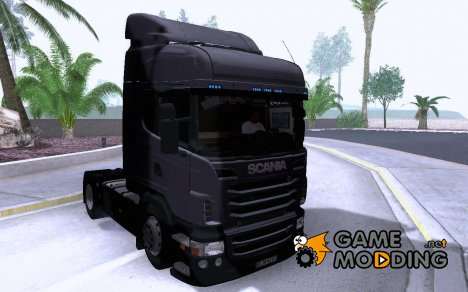 Scania R500 для GTA San Andreas