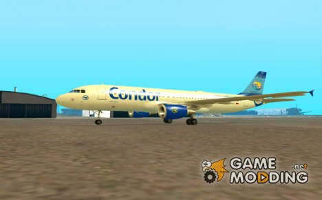 Airbus A320 Condor for GTA San Andreas