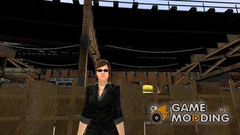 Jill Secretary  для GTA 4