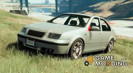 Volkswagen Bora EA Edition for GTA 5