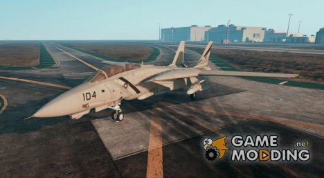 Grumman F-14D Super Tomcat for GTA 5