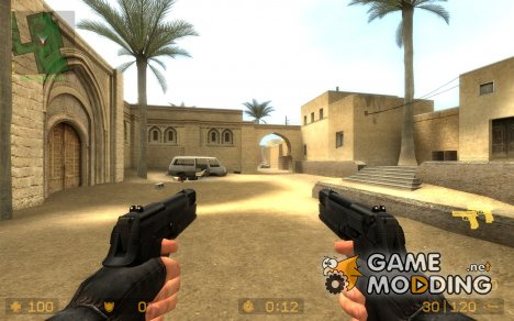 Beretta M9 Hammermod для Counter-Strike Source