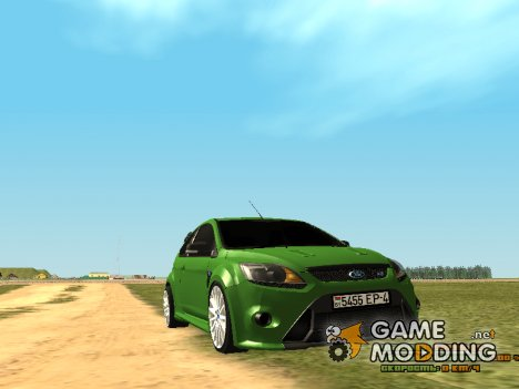 Ford Focus RS для GTA San Andreas