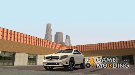 Mercedes-Benz GLA220 2014 for GTA San Andreas