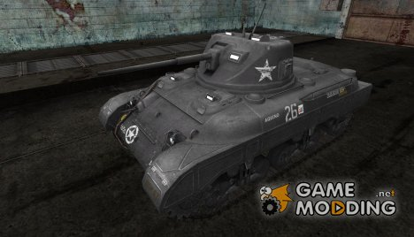 М7 for World of Tanks
