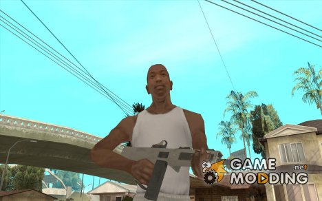 Atchisson assault shotgun (AA-12) для GTA San Andreas