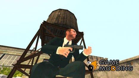 """Самозарядный пистолет """"Glock 17"""" for GTA 4"""