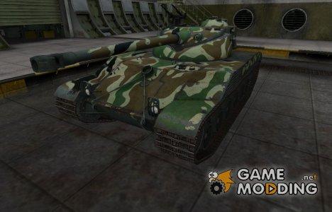Скин с камуфляжем для Bat Chatillon 25 t for World of Tanks