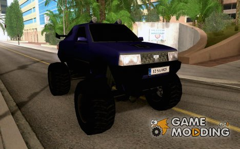 Tofas Monster для GTA San Andreas