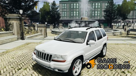 Jeep Grand Cheroke for GTA 4