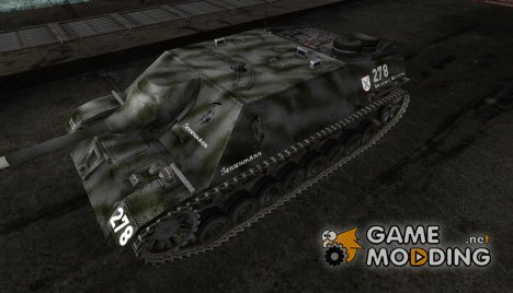 JagdPz IV Headnut for World of Tanks
