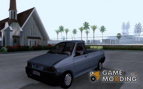 KIA Pride X100 для GTA San Andreas