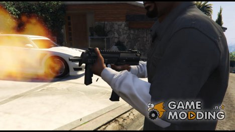 H&K MP7 for GTA 5