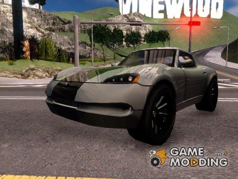 Saints Row 4 Rattler for GTA San Andreas