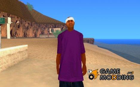 Новый скин на замену male01 для GTA San Andreas
