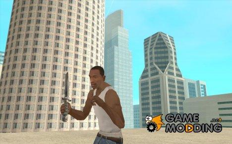 Нож из Сталкера №3 for GTA San Andreas