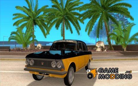 Москвич 408 (ретро) для GTA San Andreas