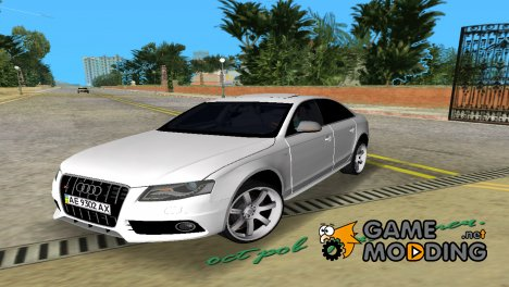 Audi S4 for GTA Vice City