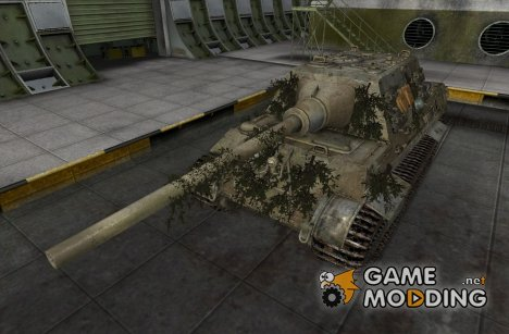 Ремоделинг JagdTiger for World of Tanks