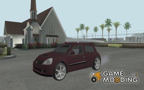 Renault Clio Rally for GTA San Andreas