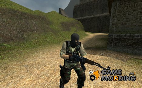 US Merc Reborn для Counter-Strike Source