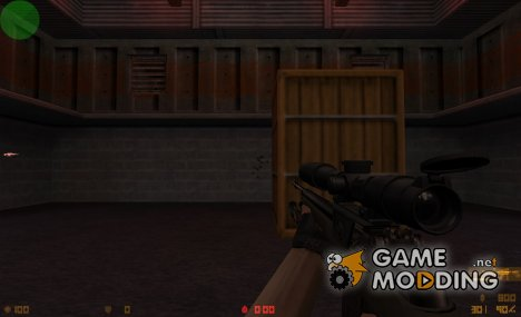 M14 Tactical для Counter-Strike 1.6