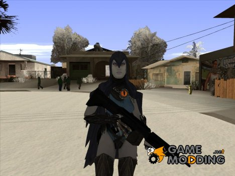 Raven (Injustice Gods Among Us) for GTA San Andreas