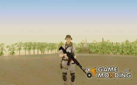 Пак BF4 для GTA San Andreas