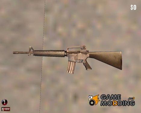 M16 для Mafia: The City of Lost Heaven