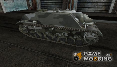JagdPzIV 9 for World of Tanks