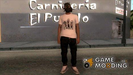 GTA 5 Online Skin 7 for GTA San Andreas