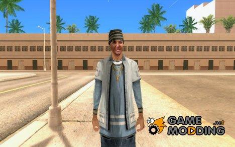 Новый скин для GTA for GTA San Andreas