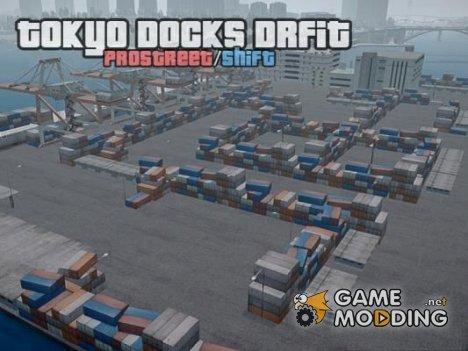Tokyo Docks Drift for GTA 4