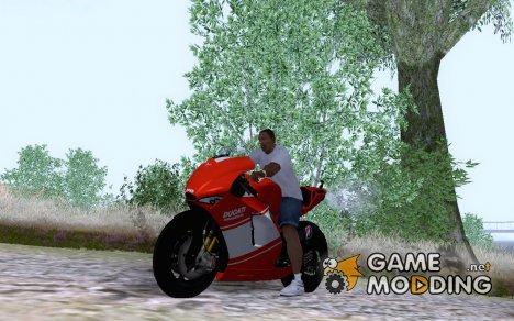 Ducati Desmosedici RR для GTA San Andreas