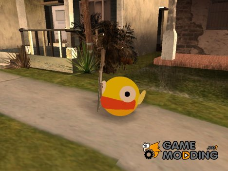 Flappy Bird from Flappy Bird для GTA San Andreas