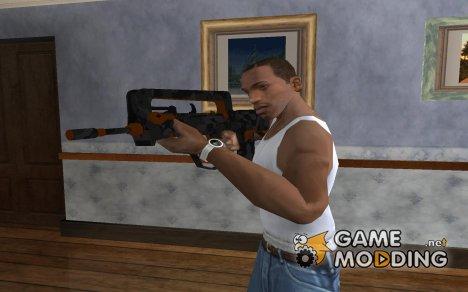FAMAS  Vanquish for GTA San Andreas