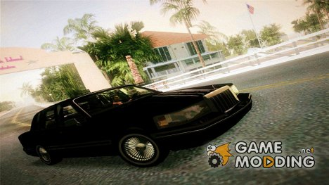 Lincoln Town Car 1991 for GTA Vice City