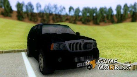 Lincoln Navigator 2003 для GTA San Andreas
