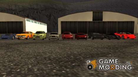 Phteve's pack of good cars