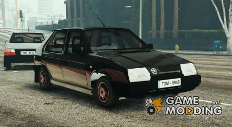 Škoda Favorit BETA for GTA 5