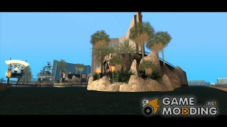 HD Particle.txd для GTA San Andreas
