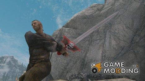 The Batblade for TES V Skyrim
