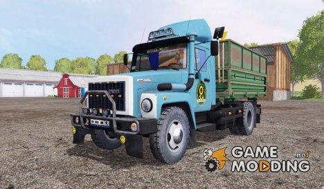 ГАЗ 3307 для Farming Simulator 2015