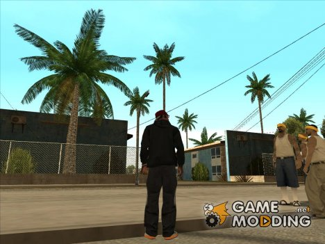 Palms Far Cry (BSOR DLC) for GTA San Andreas
