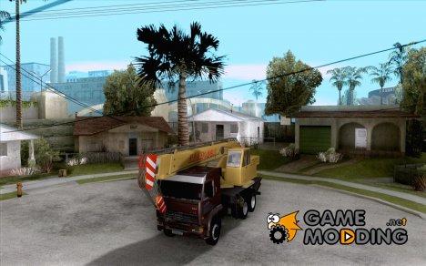 КамАЗ 65117 Ивановец for GTA San Andreas